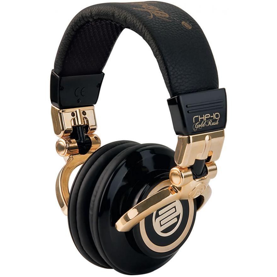 RELOOP RHP10 Gold Rush - CUFFIA PROFESSIONALE PER DJ