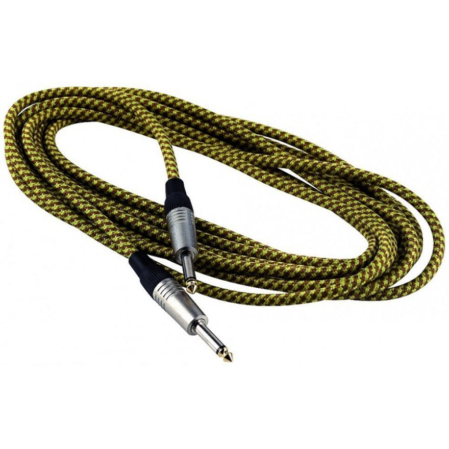 ROCKCABLE RCL 30205TCD GOLD 5m
