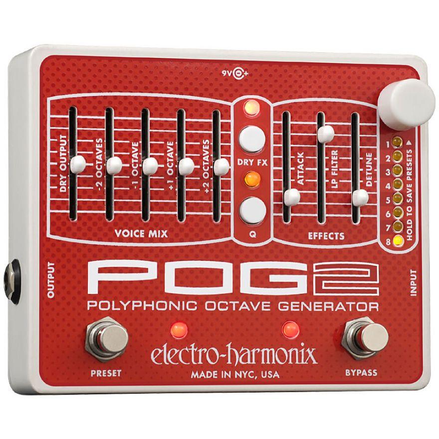ELECTRO HARMONIX-POG2-POLYPHONIC_OCTAVE_GENERATOR