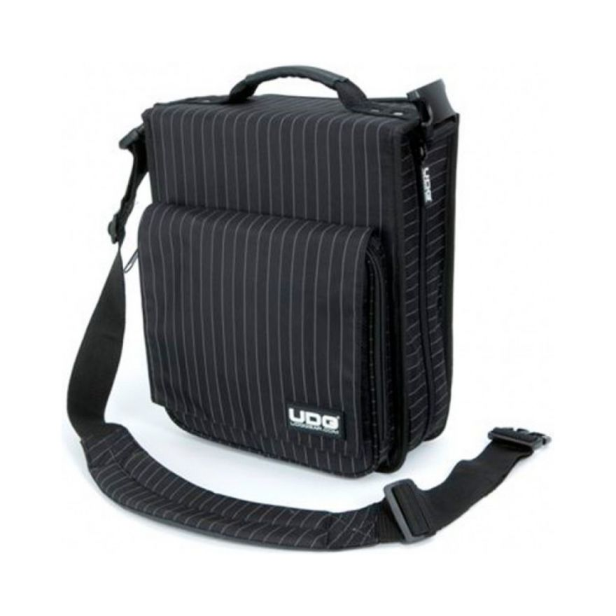 UDG CD SLINGBAG 258 BLACK GREY STRIPE