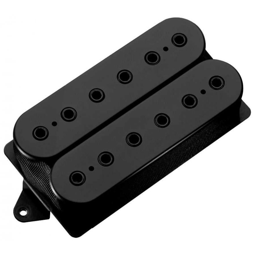 DIMARZIO DP159FBK EVOLUTION BRIDGE F-SPACED BLACK