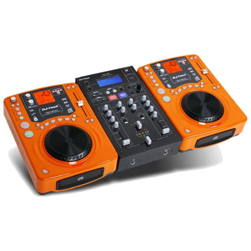 DJ TECH MOBIL SCRATCH