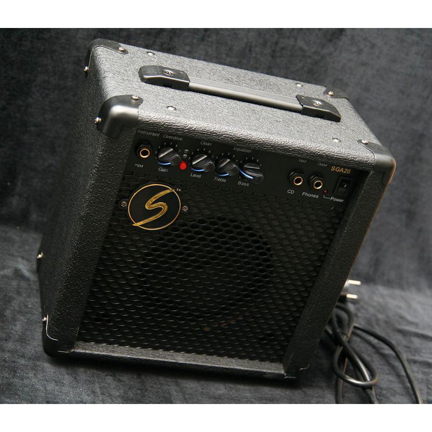 SAMICK SGA20 - AMPLIFICATORE COMBO 20W PER CHITARRA ELETTRICA