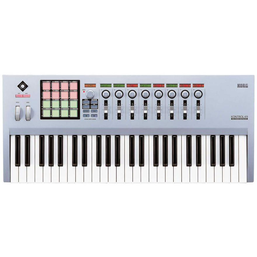 KORG KONTROL49 - TASTIERA / CONTROLLER MIDI ...