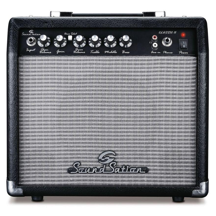 SOUNDSATION CLASSIC-15 - Amplificatore per Chitarra