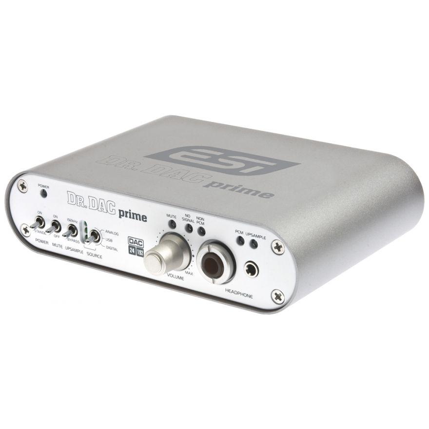 ESI Dr. DAC Prime - CONVERTITORE AD/DA CON INTERFACCIA AUDIO USB