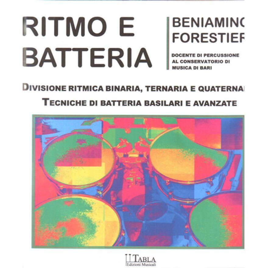 TABLA Forestiere, Beniamino - RITMO E BATTERIA