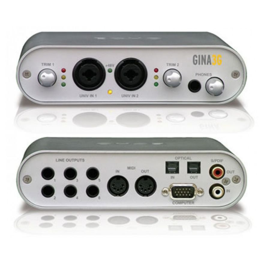 ECHO AUDIO Gina3G