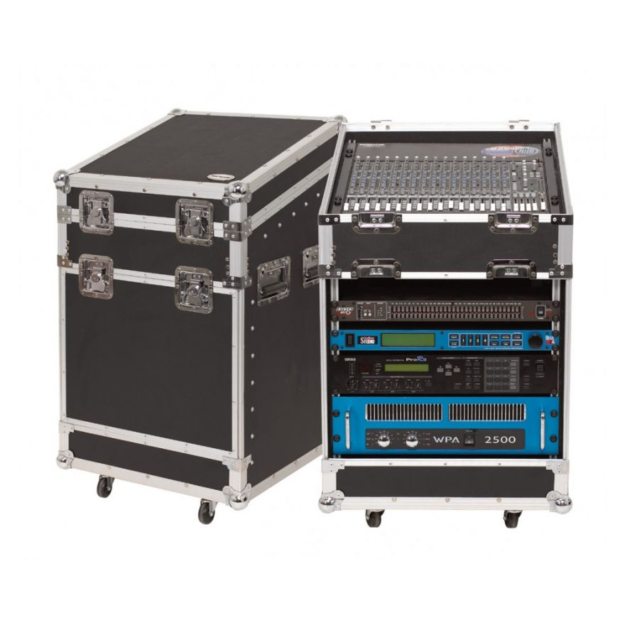 ROCKCASE RC23731B Professional Mixer Flight Case