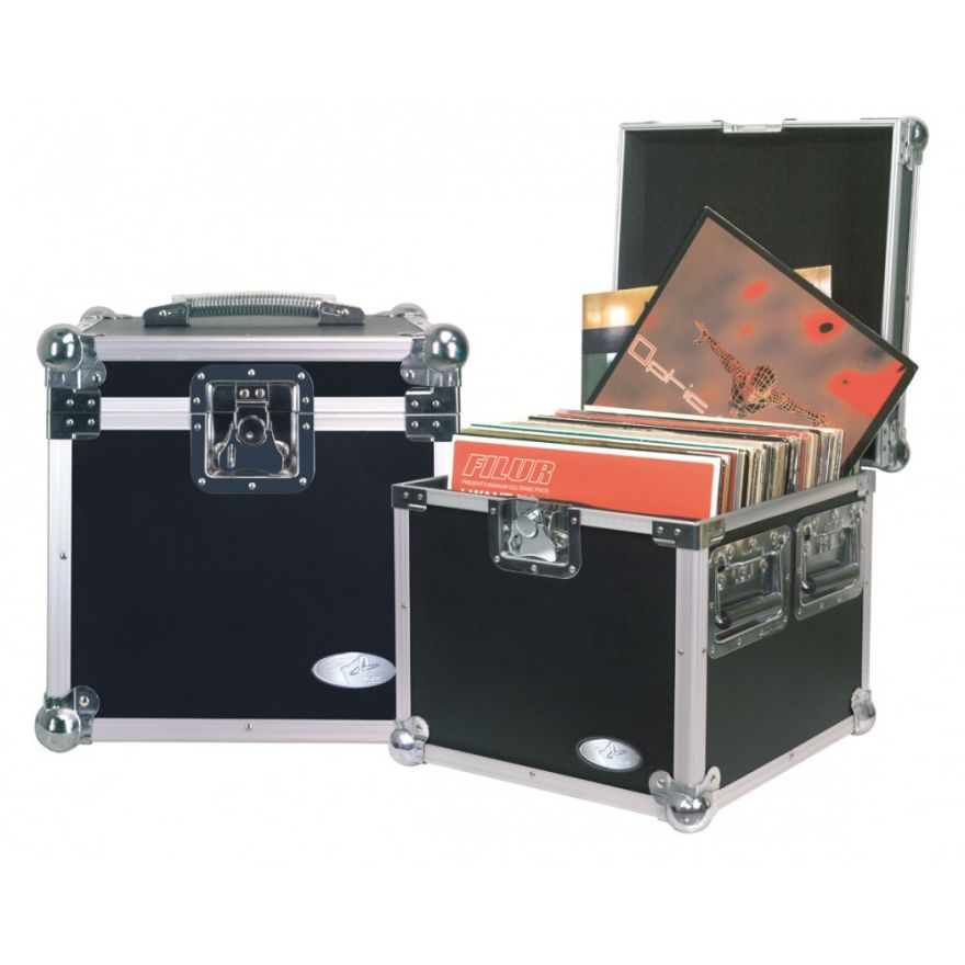ROCKCASE RC27150 DJ Case per 80 vinili