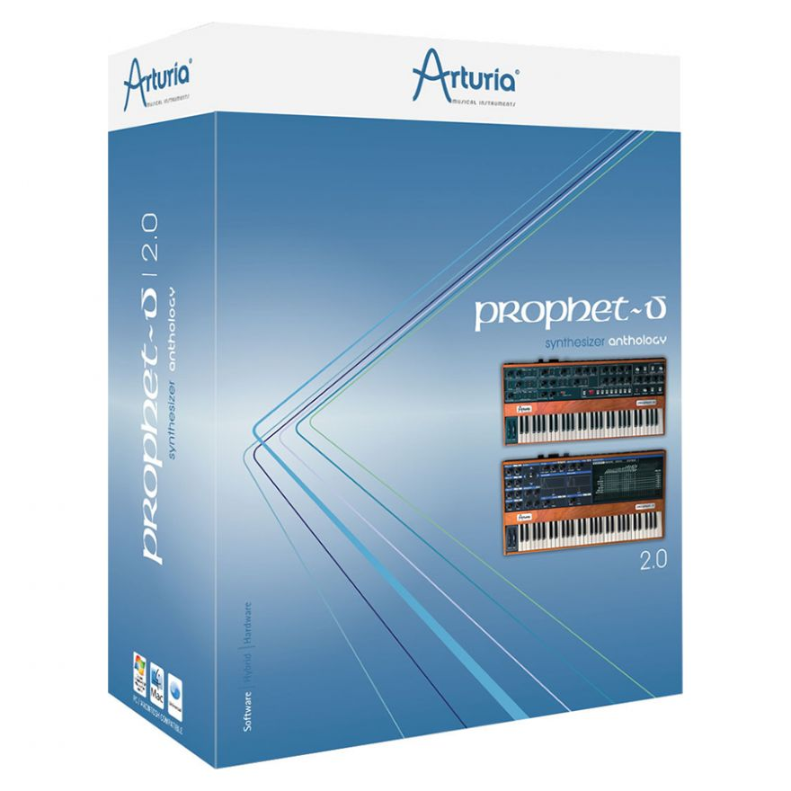 0-ARTURIA Prophet V2