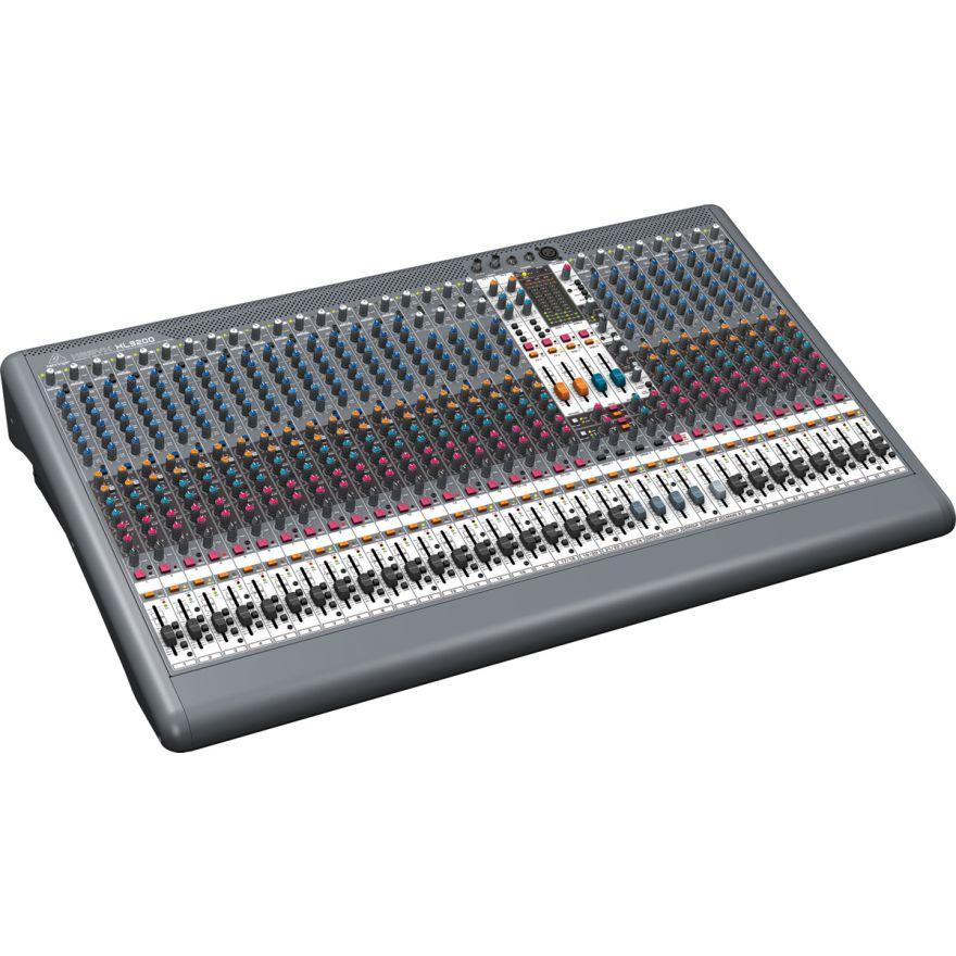 BEHRINGER XENYX XL3200 - MIXER PER LIVE ...