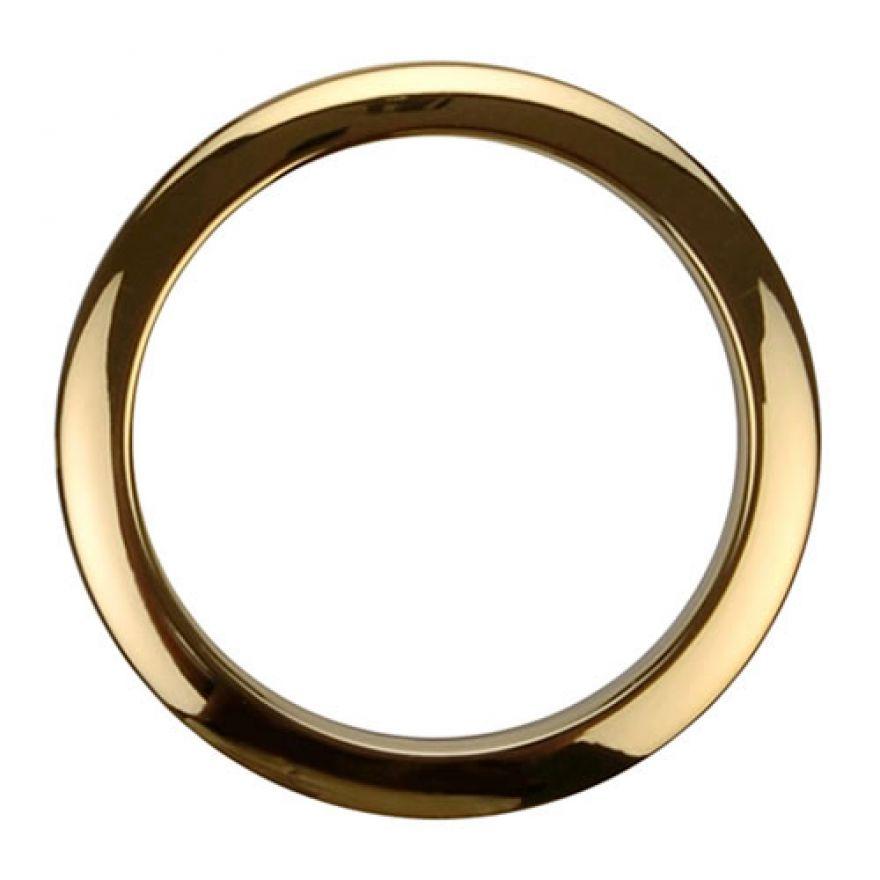 0-BASS DRUM O's HBR4 Brass
