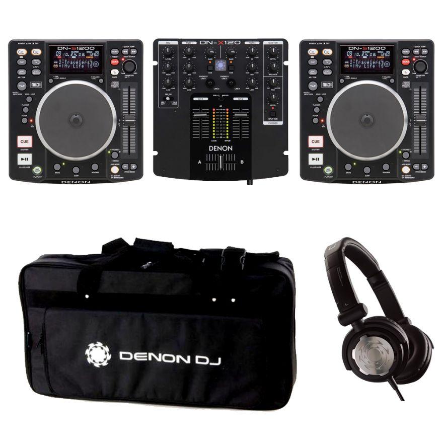 DENON DJ Bundle 1