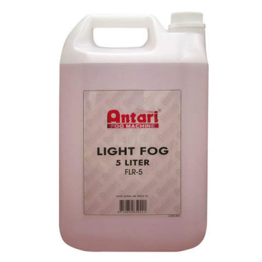 0-ANTARI SMOKE FLUID LIGHT