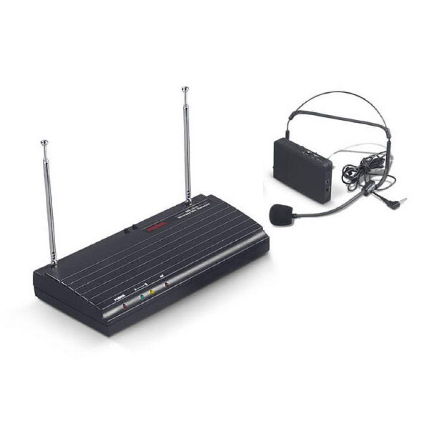 PROEL MRV2DH - RADIOMICROFONO AD ARCHETTO VHF