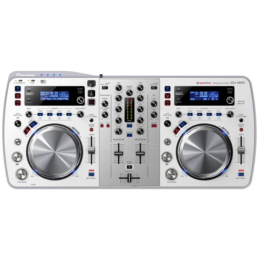 PIONEER XDJ-AERO-W - CONSOLE WIRELESS PER DJ