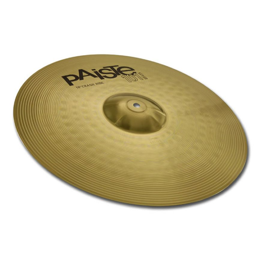 0-PAISTE 101 Crash/Ride 18