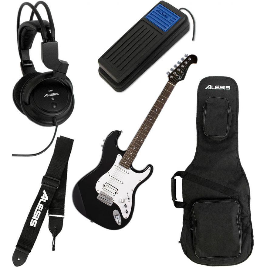 ALESIS XGUITAR + PACK XGUITAR - [CHITARRA ELETTRICA + KIT] ...
