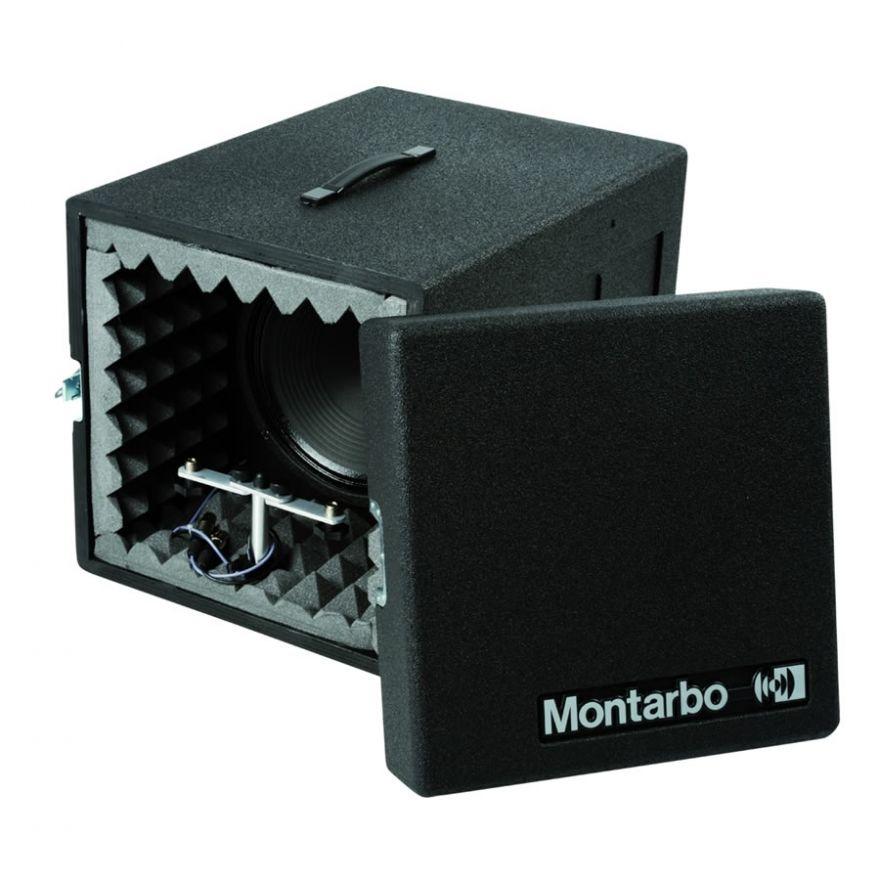 MONTARBO isoBOX - Cabinet per chitarra
