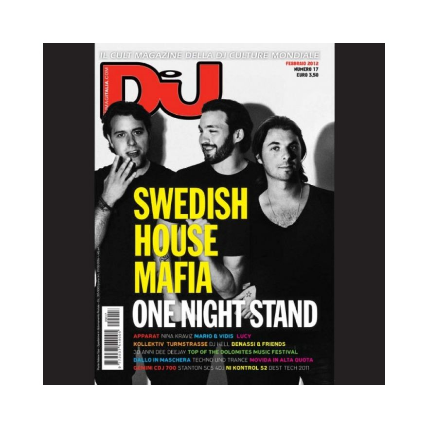 DJ MAG ITALIA DJ MAG FEBBRAIO 2012