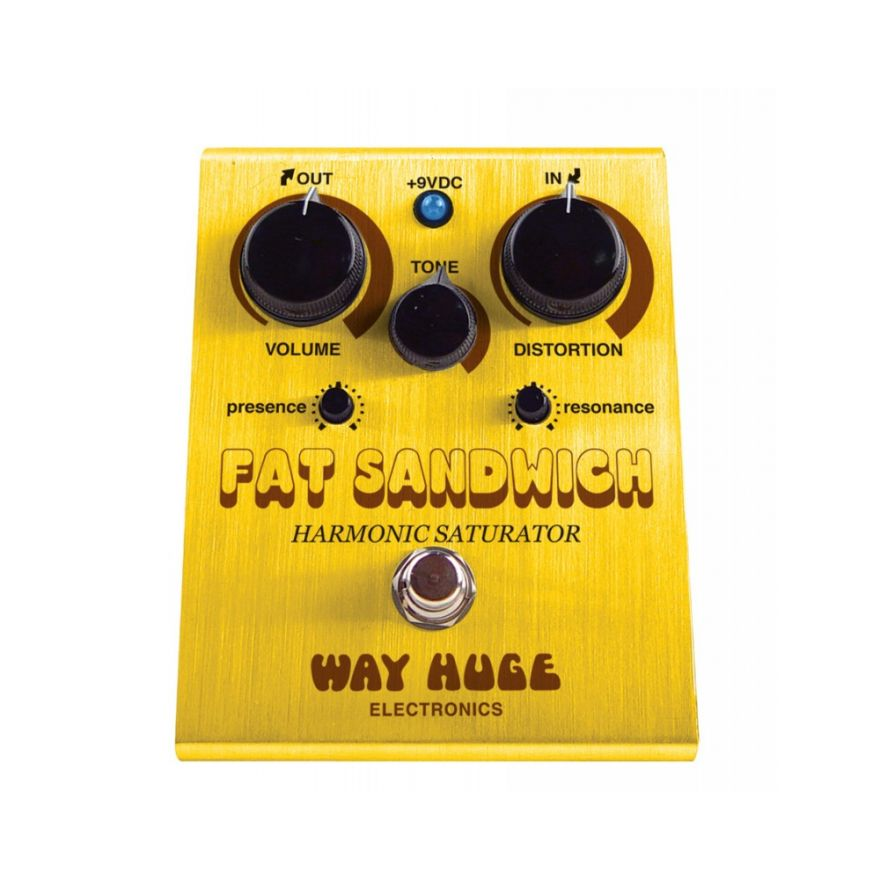 DUNLOP WHE301 - FATSANDWICH DISTORTION