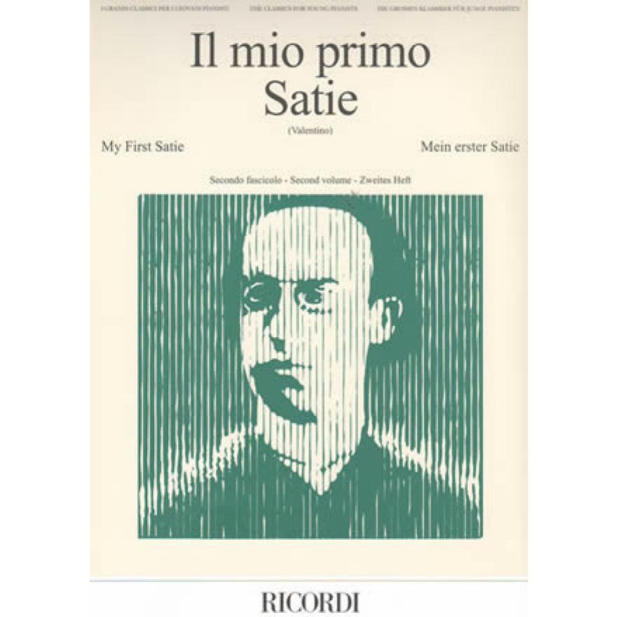 RICORDI Satie - IL MIO PRIMO SATIE, II fascicolo