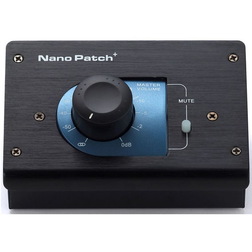 SM PRO AUDIO Nano Patch+ Black