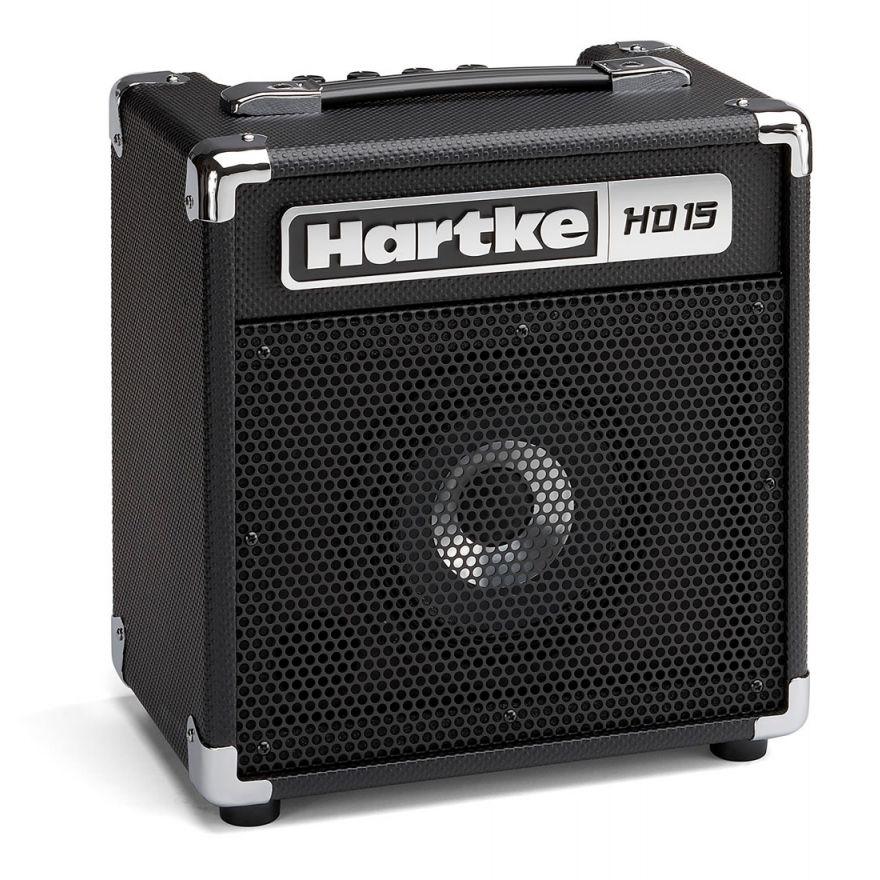 Hartke HD15 - AMPLIFICATIORE PER BASSO 15 W