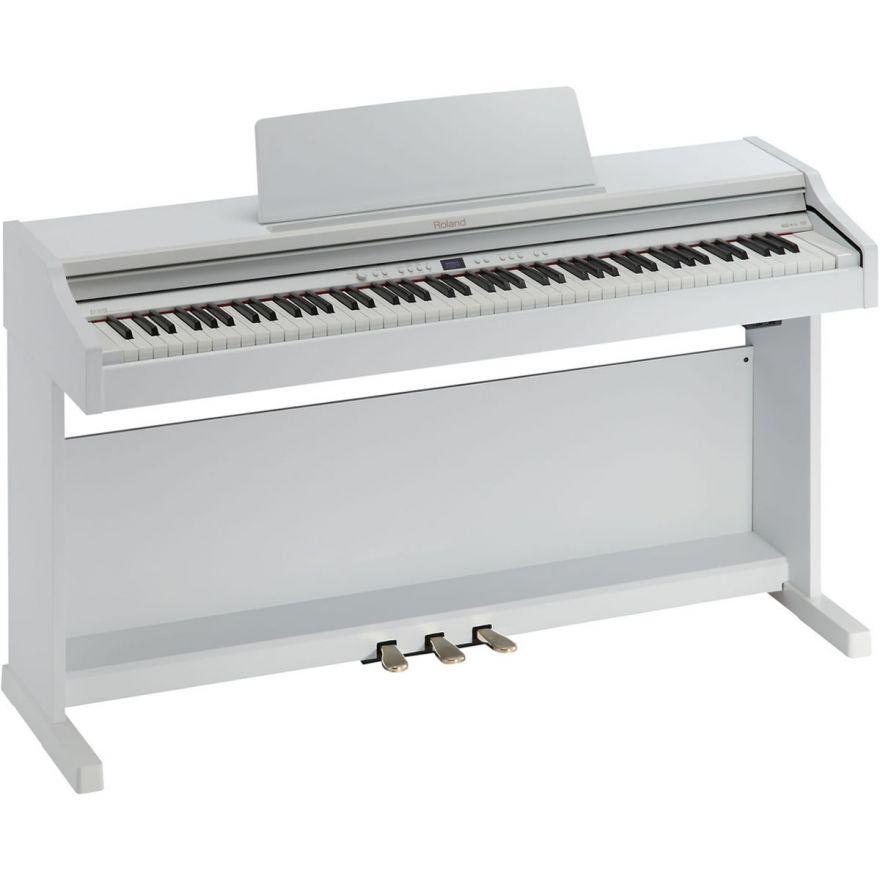 ROLAND RP301R-WH - PIANOFORTE DIGITALE con accompagnamenti