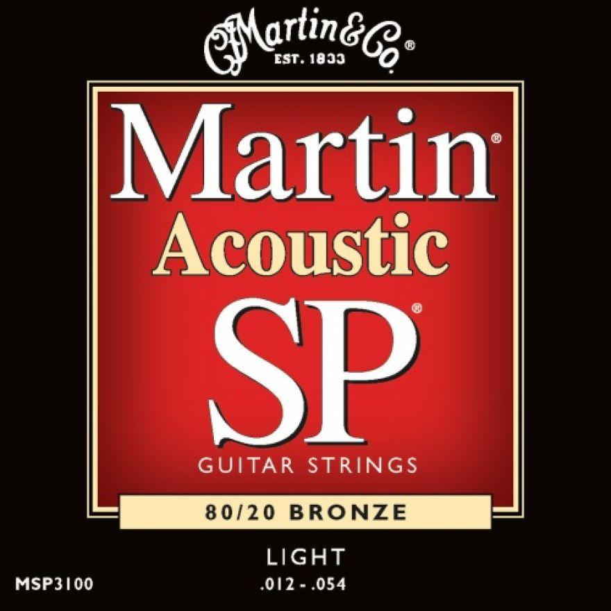MARTIN MSP3100 - 80/20 BRONZE 0.12