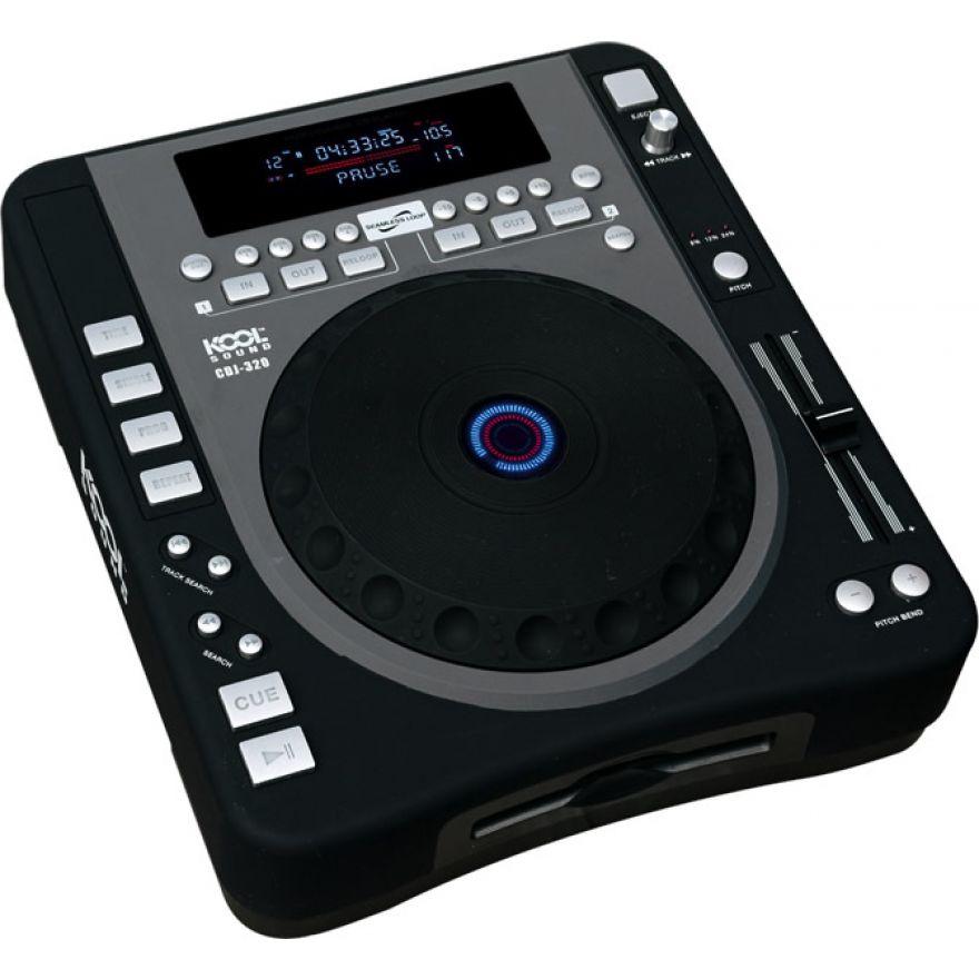 Kool Sound CDJ 320 - Lettore CD per DJ