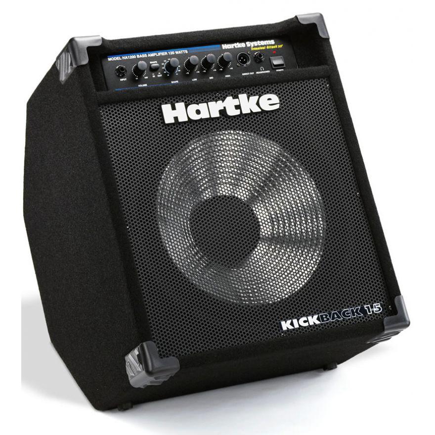 HARTKE KICKBACK 15 - COMBO DA BASSO 120W 8OHM