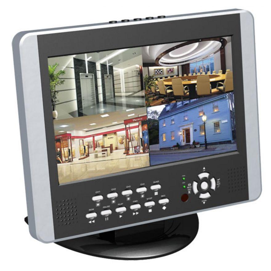 KARMA SEC 3582 - MONITOR CON DVR Videosorveglianza
