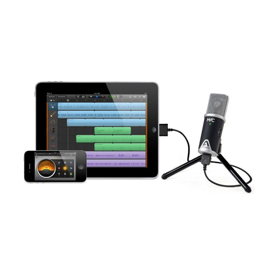 APOGEE MIC - Microfono per Iphone e Ipad