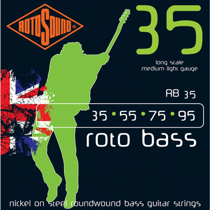 0-ROTOSOUND RB-35 - Cordier