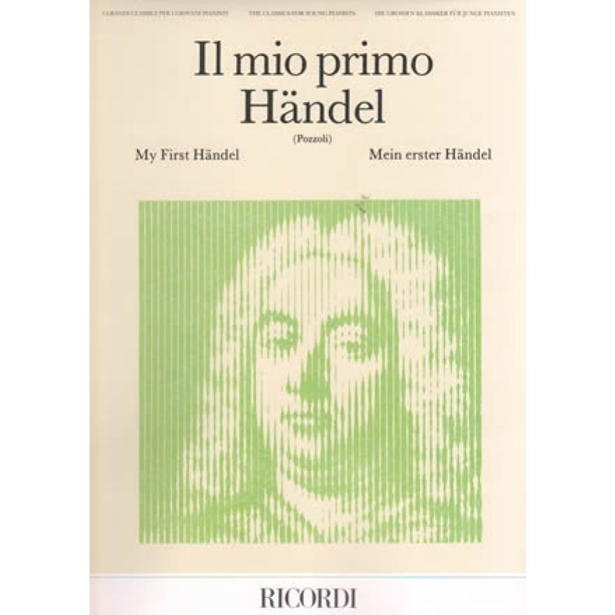 0-RICORDI Haendel - IL MIO