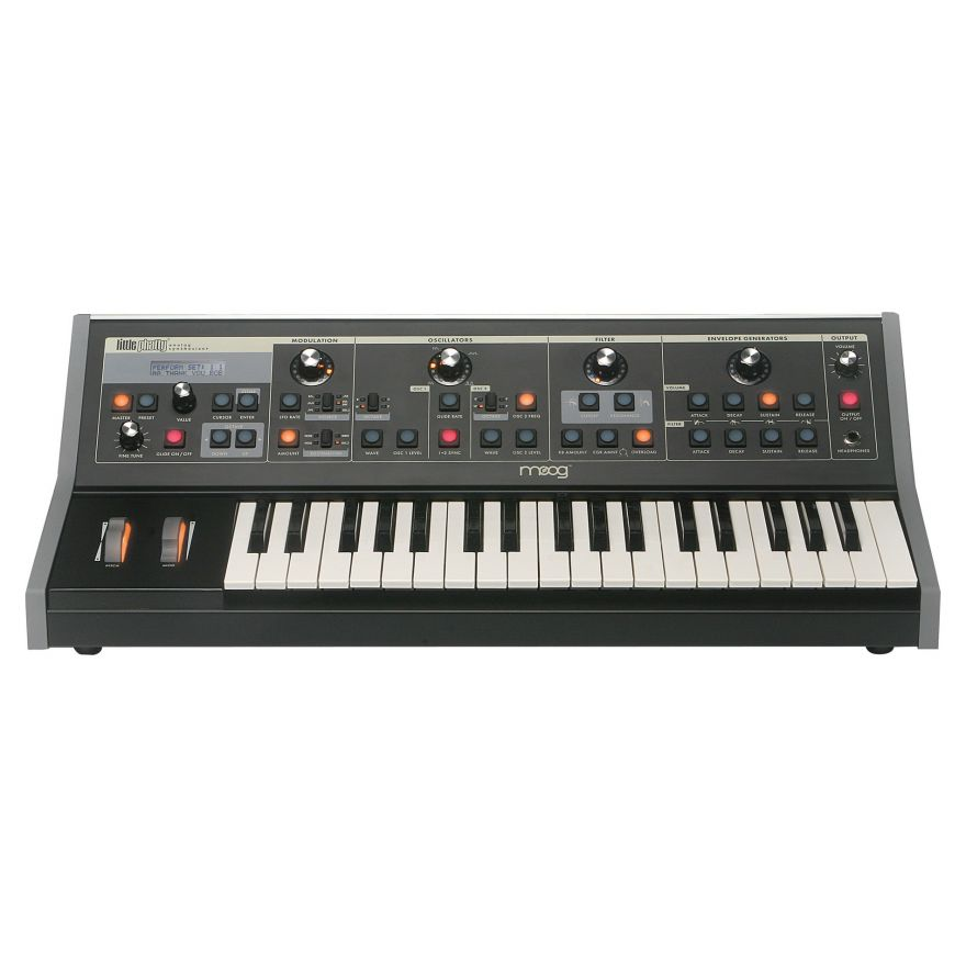 MOOG Little Phatty Stage II Red