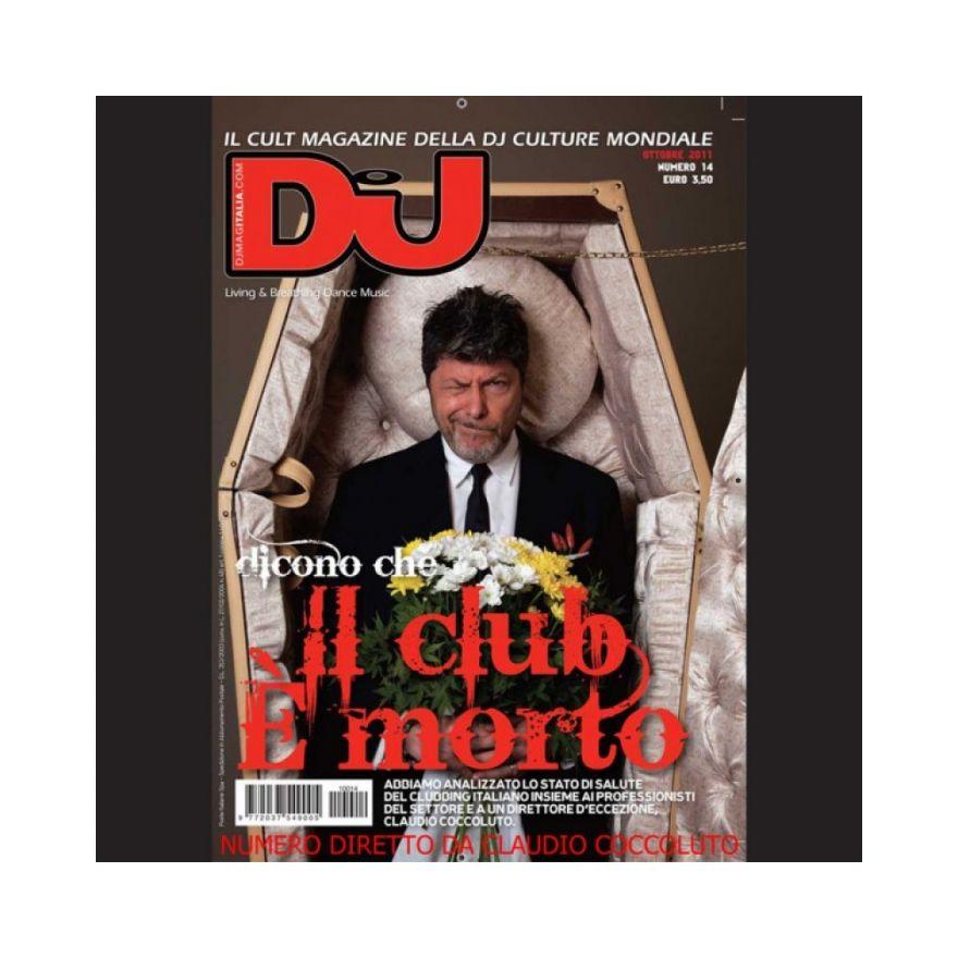 DJ MAG ITALIA DJ MAG OTTOBRE 2011