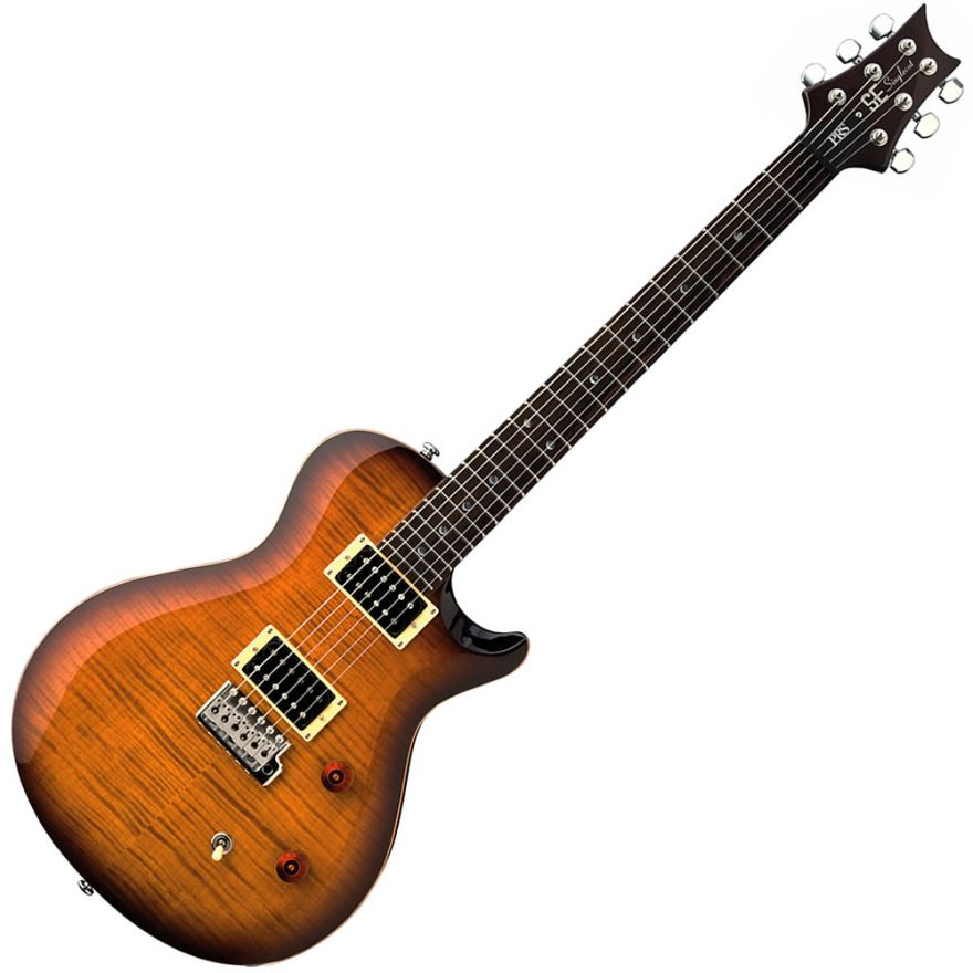PRS PAUL REED SMITH SE SINGLECUT TREM Tobacco Sunburst (SC-TST)