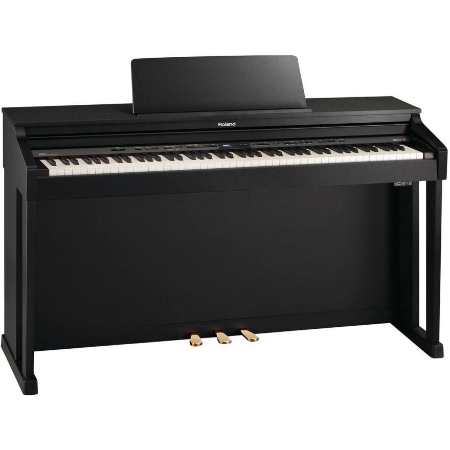 ROLAND HP503-SBA - PIANOFORTE + Panchetta originale OMAGGIO!