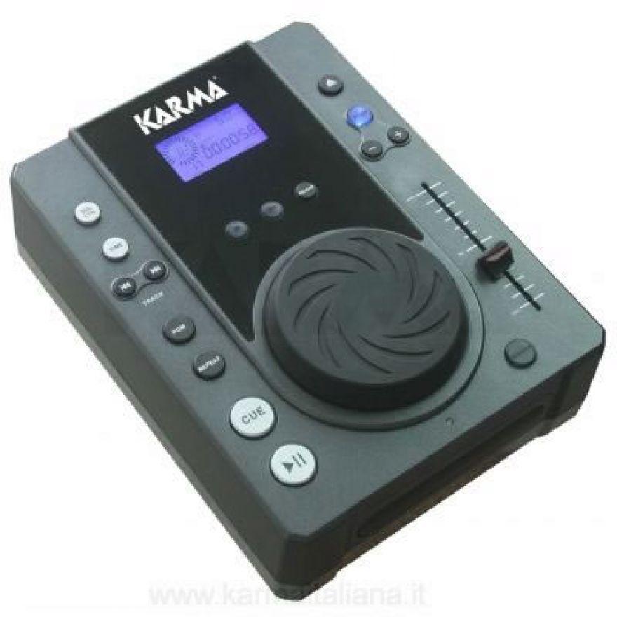 KARMA CDJ 111 - LETTORE CD PER DJ