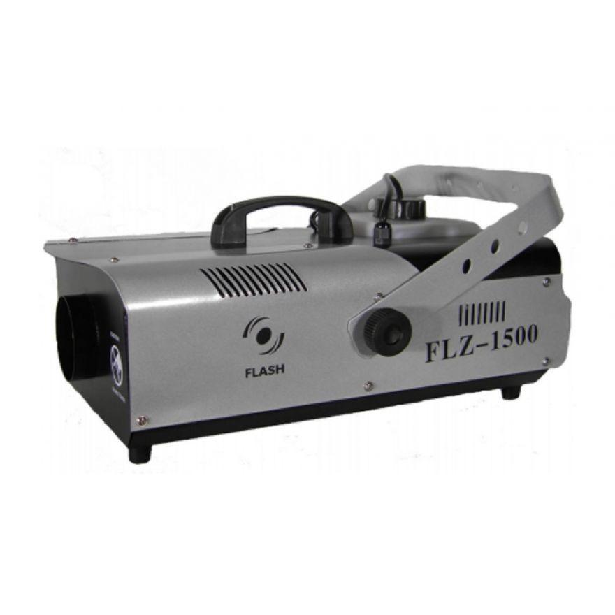 FLASH FOG MACHINE FLZ-1500 DMX II VER. - MACCHINA FUMO DMX 1500W