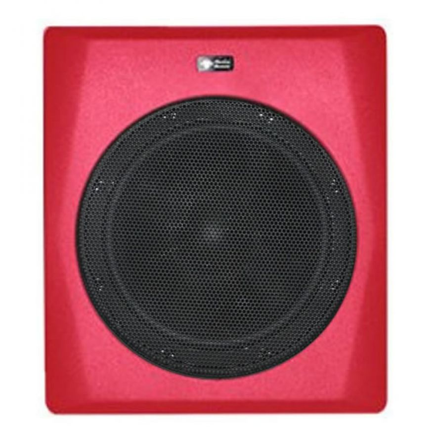 MONKEY BANANA Gibbon 10 Subwoofer Red