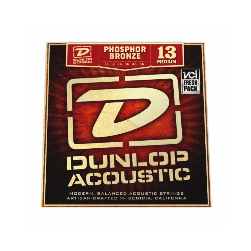 Dunlop DAB1254 AG-BRS LIGHT 6/SET