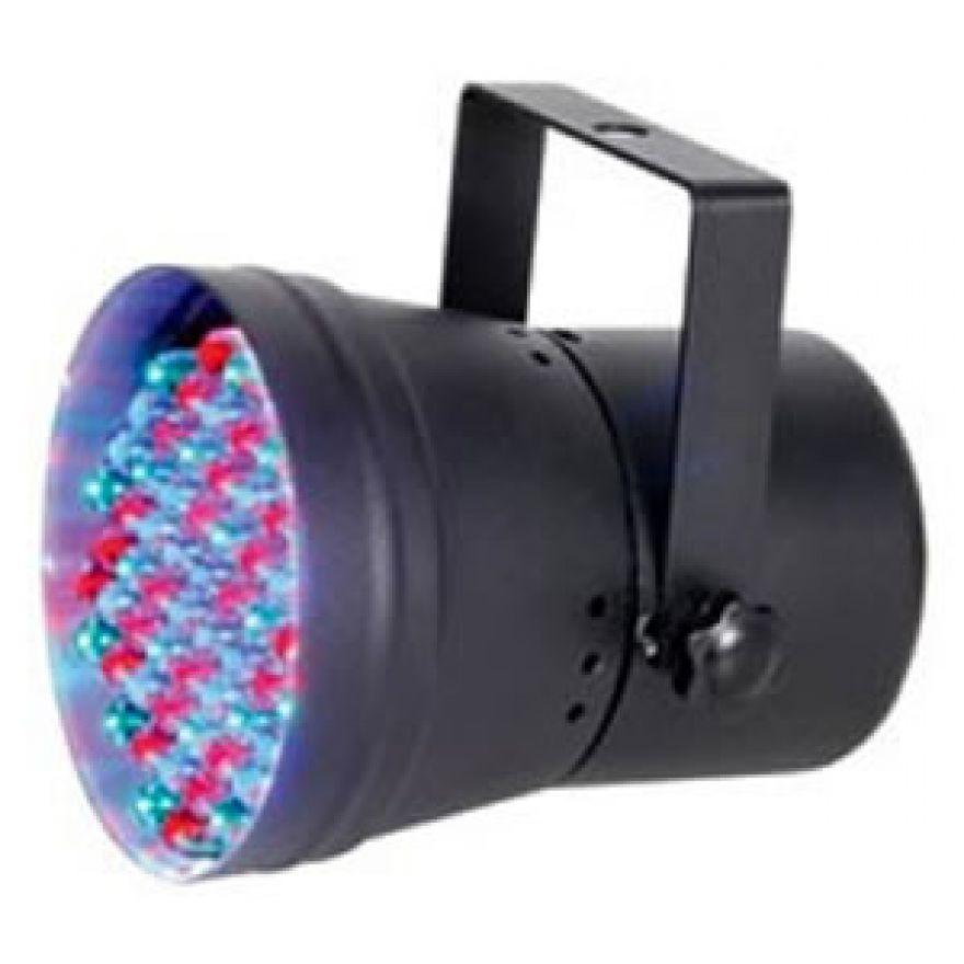 0-TRONIOS LED PAR 36 DMX SP
