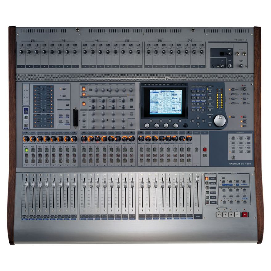 TASCAM DM-4800 - MIXER DIGITALE