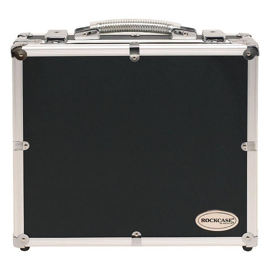 ROCKCASE RC23204B Case portamicrofoni per 4 microfoni