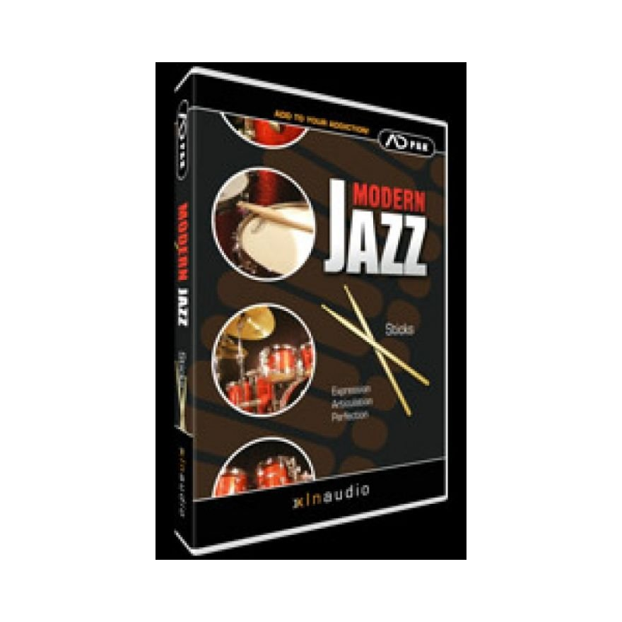 XLN AUDIO Modern Jazz Sticks AD Pack
