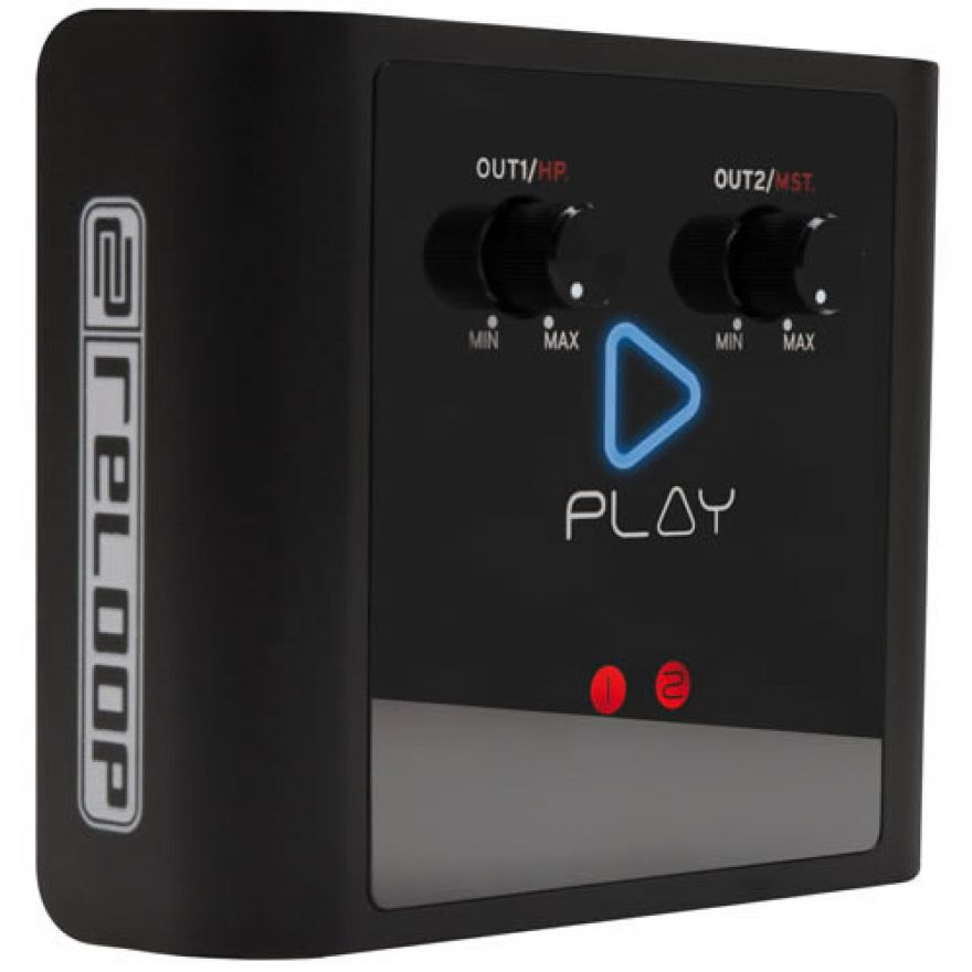0-RELOOP Play - Interfaccia